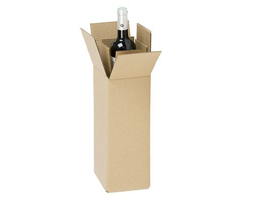 Wine Shipping Box