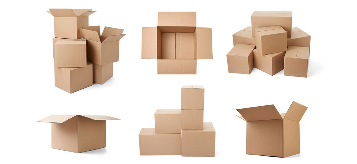Different Types of Corrugated Cardboard Boxes | DS Smith ePack