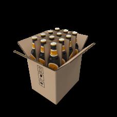 12 Bottle Shipping Box - 500ml