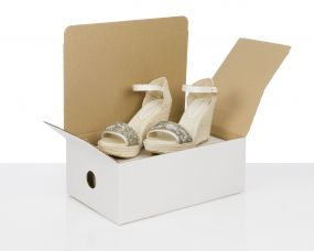 Shoe Shipping Boxes