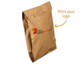 Custom Printed Paper Mailing Bags
