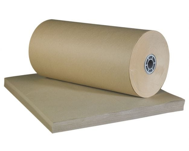 Imitation Kraft Paper Sheets