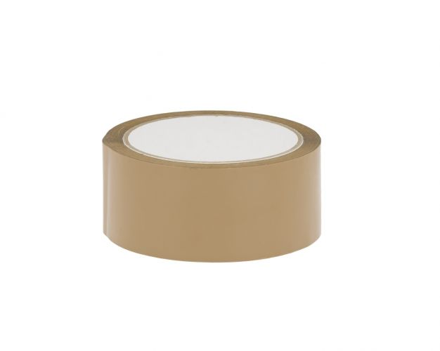 Polypropylene Packing Tape- Brown