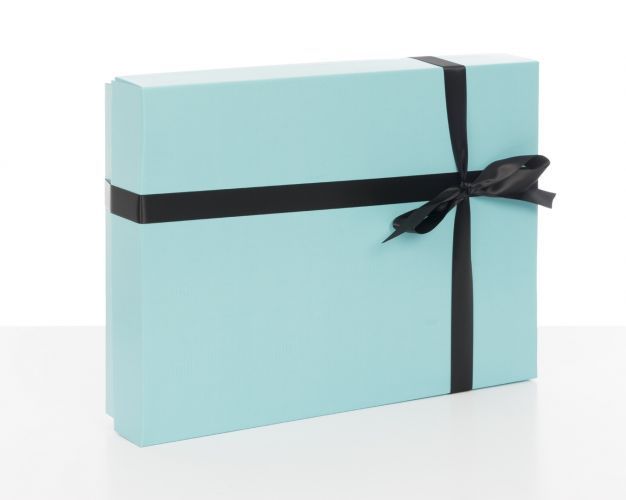 Tiffany Blue Gift Boxes with Lids
