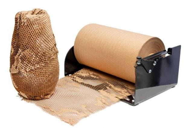 Paper Bubble Wrap Kit