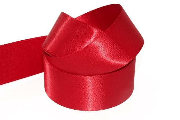 Gift Ribbon - Red