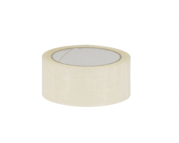 Low Noise Polypropylene Packing Tape- Clear