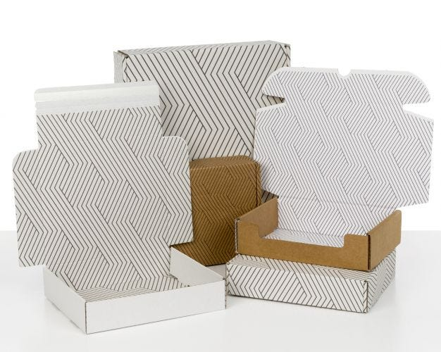 Boxes with Geometric