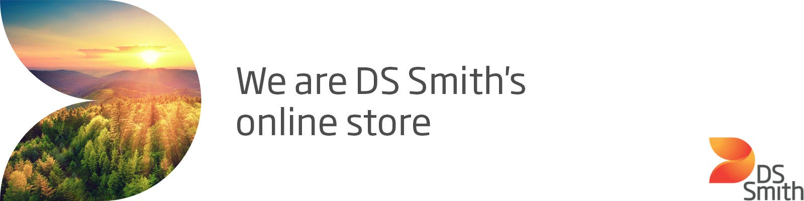 We are DS Smith online store